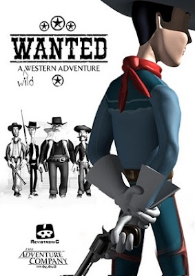 Wanted: A Wild Western Adventure (aka Fenimore Fillmore: The Westerner)