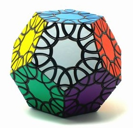 Clover Dodecahedron