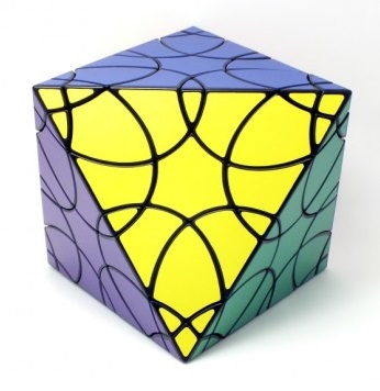 Clover Octahedron - Verypuzzle