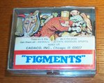 Figments in box