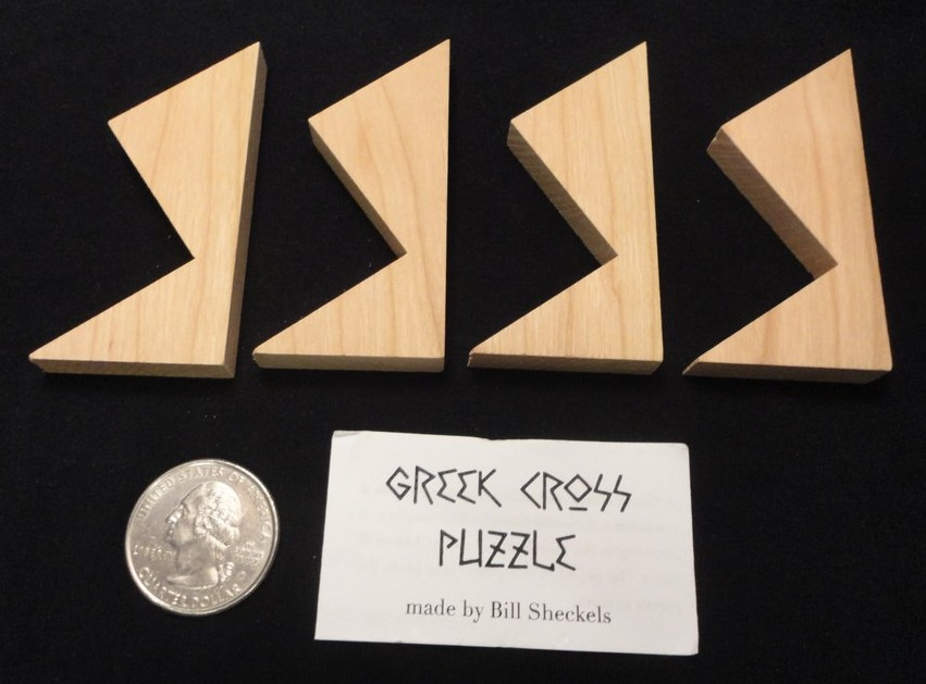 Greek Cross - Sheckels