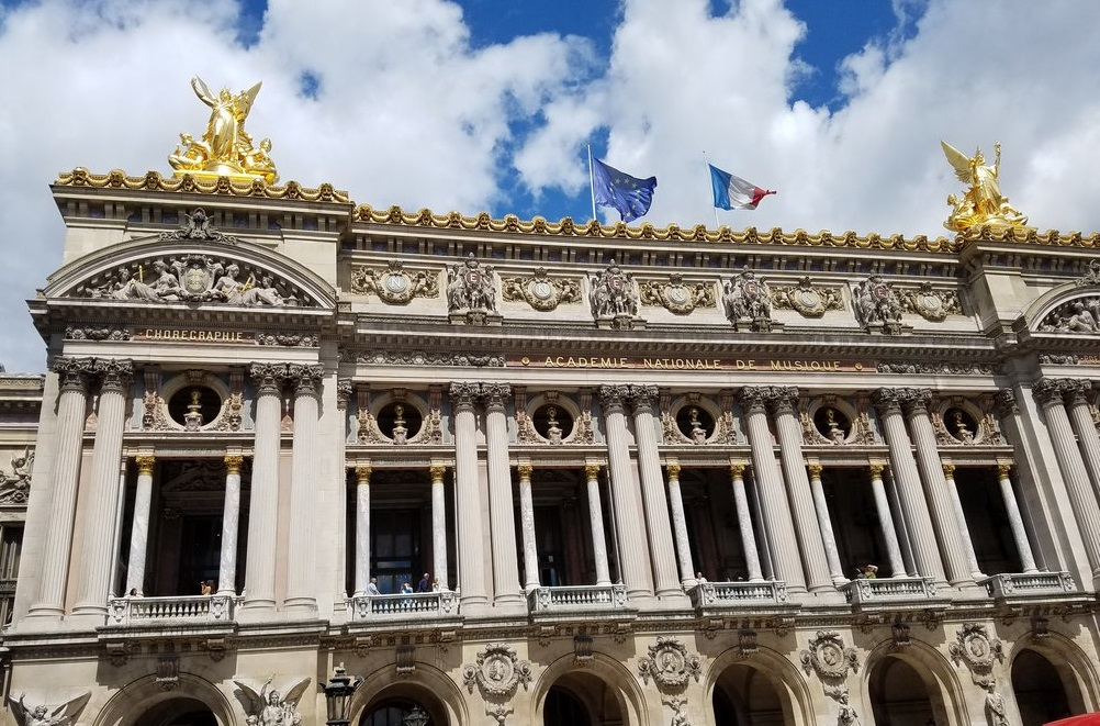 IPP37 Paris sights - Opera House