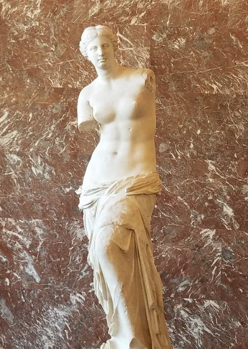 IPP37 Paris sights - Venus de Milo