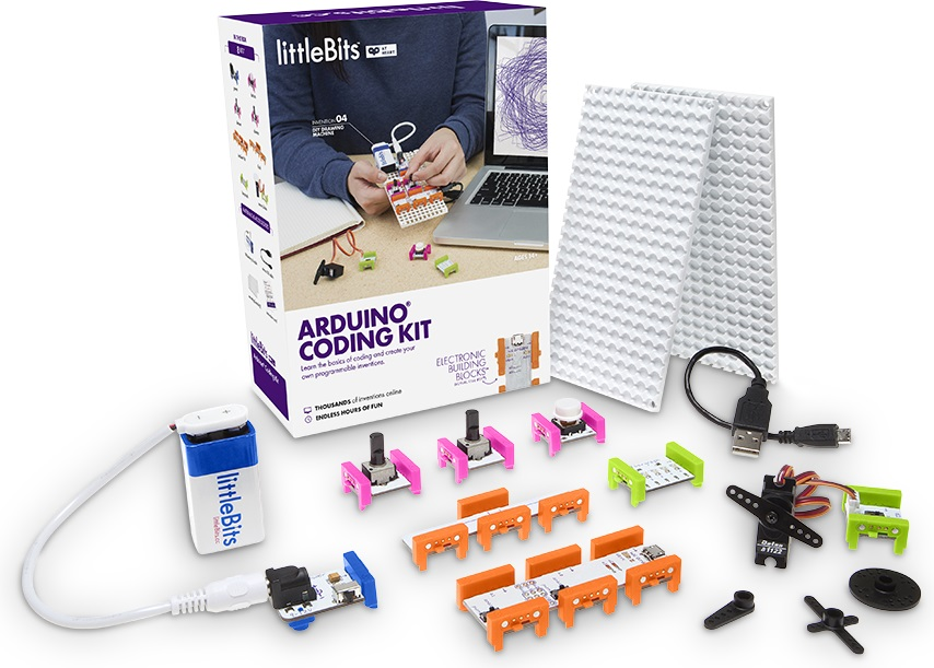 Little Bits Arduino Coding Kit