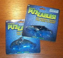 Puzzables - Whale and Dolphin