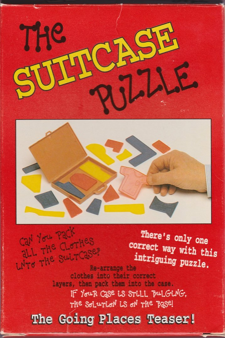 The Suitcase Puzzle